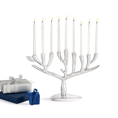 Tree of Life Menorah, , default