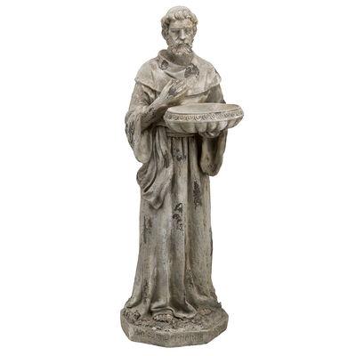 Regal St. Francis Outdoor Statue, , default