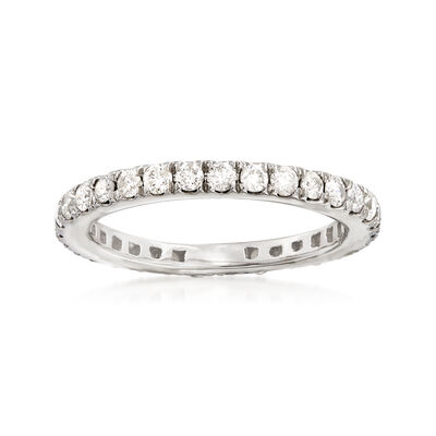1.00 ct. t.w. Diamond Eternity Band in Platinum, , default