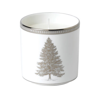 """Wedgwood """"Winter White"""" Candle, , default"""