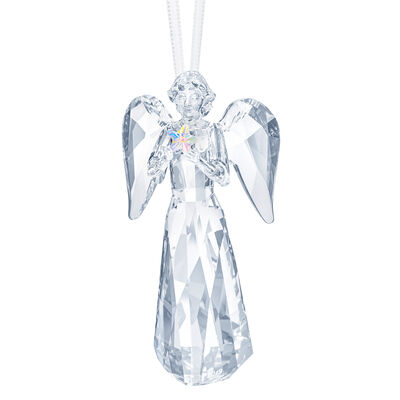 Swarovski Crystal 2019 Angel Ornament, , default