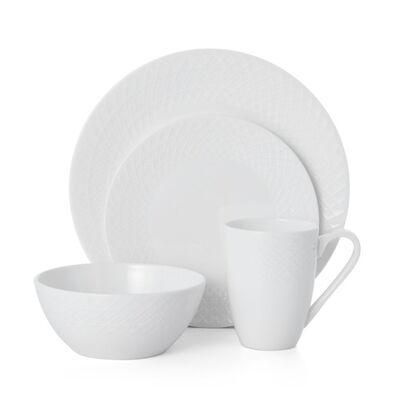 "Mikasa ""Jenna"" 16-pc. Service for 4 Dinnerware Set"