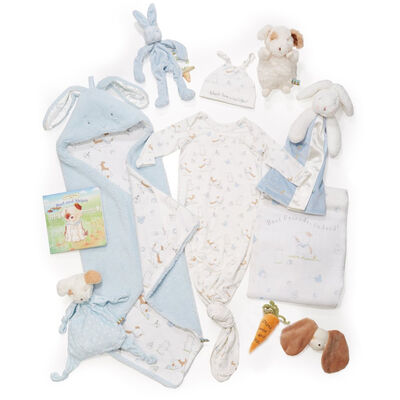 "Bunnies by the Bay ""A Bundle of Boy"" Baby's 9-pc. Gift Set, , default"