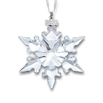 Swarovski Crystal 2020 Annual Snowflake Ornament