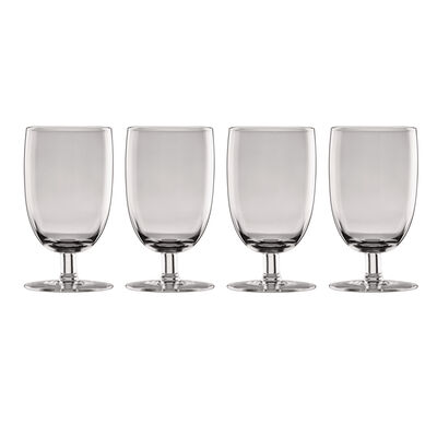 "Lenox ""Valencia"" Set of 4 Smoke All-Purpose Glasses, , default"