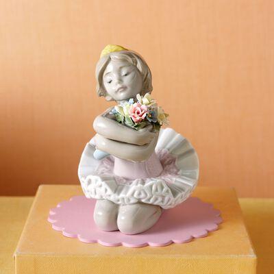 "Lladro ""My Debut"" Porcelain Figurine, , default"