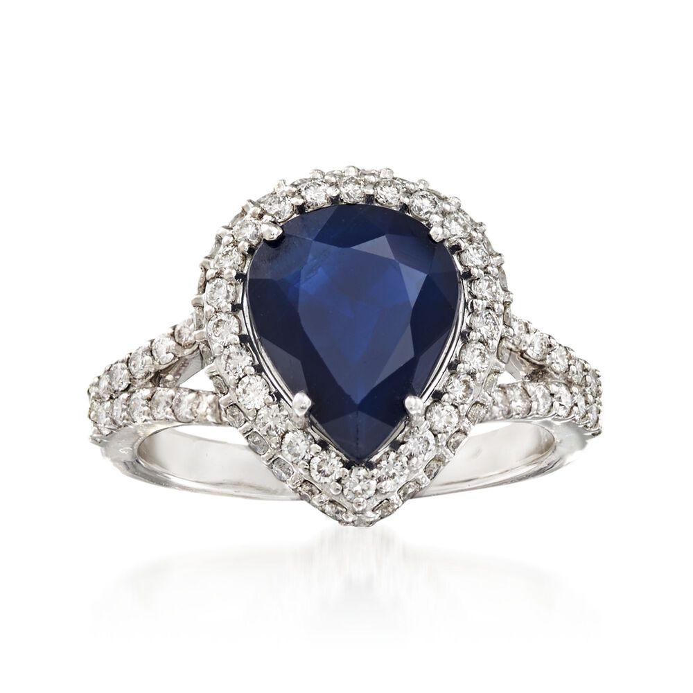 Ross Simons Estate Diamond Rings