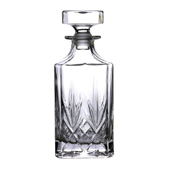"Marquis by Waterford Crystal ""Maxwell"" Decanter from Italy"