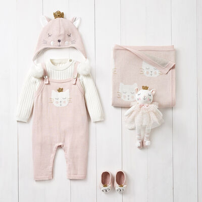 Elegant Baby 6-pc. Princess Kitty Baby Gift Bundle, , default