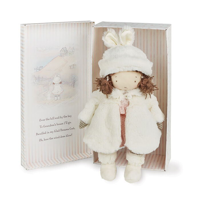 "Bunnies by the Bay ""Glad Dreams"" Elsie Doll"