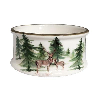 "Abbiamo Tutto Italian ""Woodlands"" Ceramic Coaster, , default"