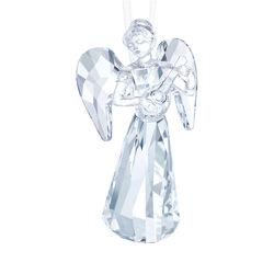 Swarovski Crystal 2018 Annual Angel Ornament, , default