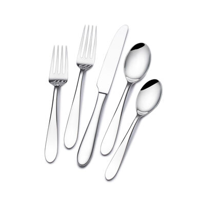 "Towle ""Leo"" 45-pc. Service for 8 Flatware Set, , default"