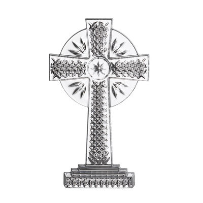 Waterford Crystal Standing Cross