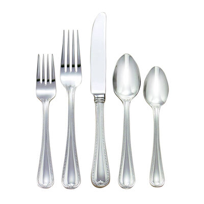 "Lenox ""Vintage Jewel"" 20-pc. Stainless Steel Flatware Set"