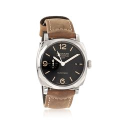 Panerai Radiomir 1940 Gmt Men's 45mm Automatic Stainless Steel Watch, , default