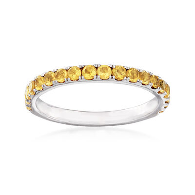 .50 ct. t.w. Citrine Ring in Sterling Silver, , default