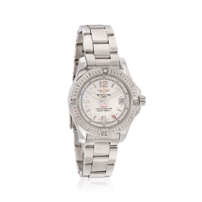 Breitling Colt Lady 33mm Women's Watch in Stainless Steel, , default
