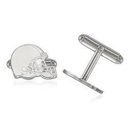 Sterling Silver NFL Cleveland Browns Cuff Links, , default