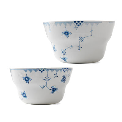 "Royal Copenhagen ""Blue Elements"" Serving Bowl"