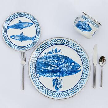 Fish Camp by Golden Rabbit Dinnerware