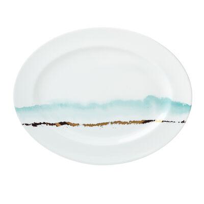 """Lenox """"Spring Radiance"""" Oval Platter"""