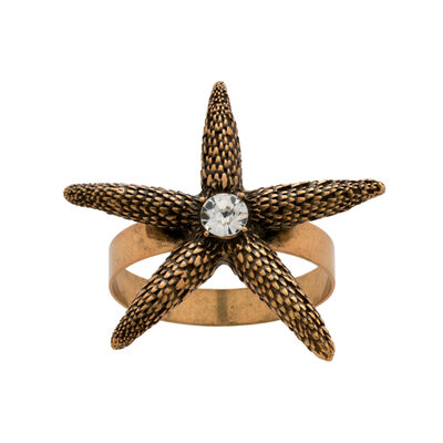 Joanna Buchanan Starfish Napkin Rings, , default