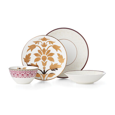 "Lenox ""Global Tapestry"" Garnet 4-pc. Place Setting, , default"