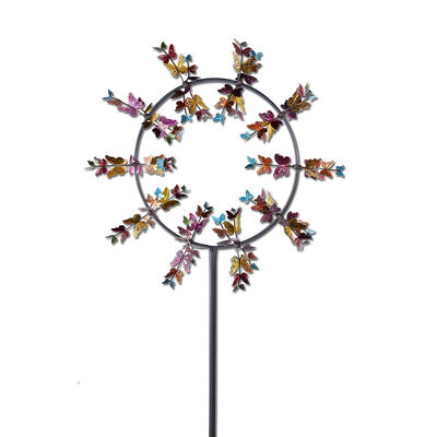 Vortex Butterfly Wind Spinner, , default