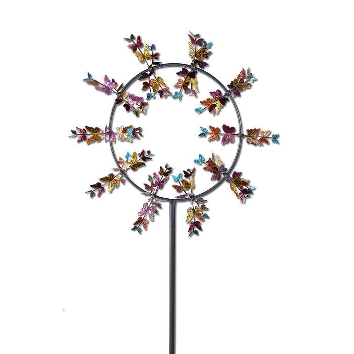 Vortex Butterfly Wind Spinner