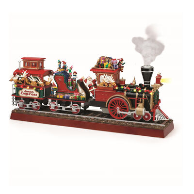 Mr. Christmas Santa Express Musical Train