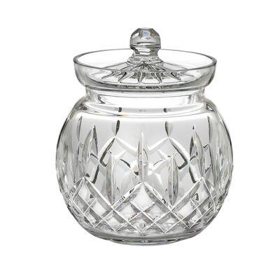 "Waterford Crystal ""Lismore"" Biscuit Barrel, , default"