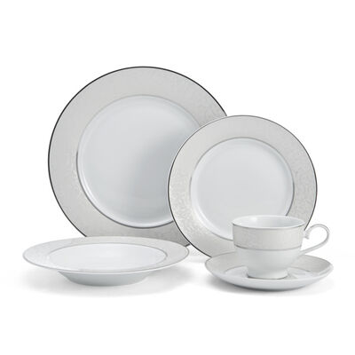 "Mikasa ""Parchment"" 40-pc. Service for 8 Dinnerware Set"