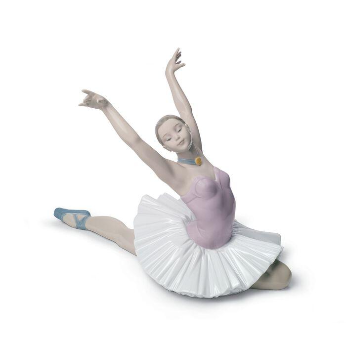 "Nao ""The Art of Dance"" Porcelain Figurine , , default"