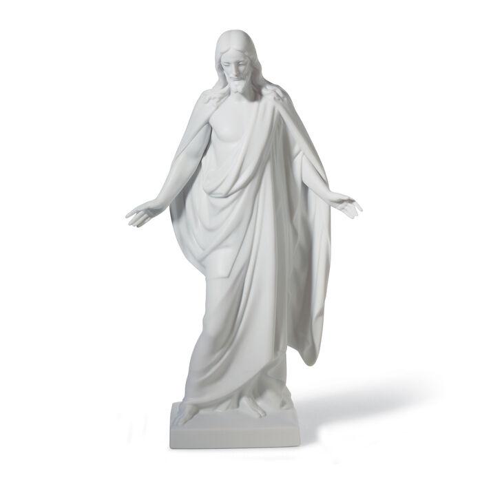 "Lladro ""Christus"" Porcelain Figurine, , default"