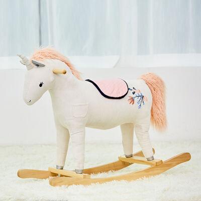 Child's Unicorn Rocker
