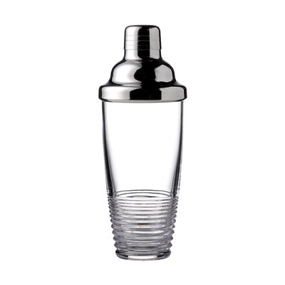 """Waterford Crystal """"Mixology Circon"""" Cocktail Shaker"""