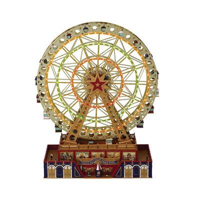 Mr. Christmas World's Fair Grand Ferris Wheel, , default