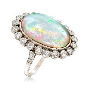 Jewelry Estate Rings #899685