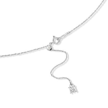 Mikimoto 5.5.-7.5mm A+ Akoya Pearl Necklace in 18kt White Gold, , default