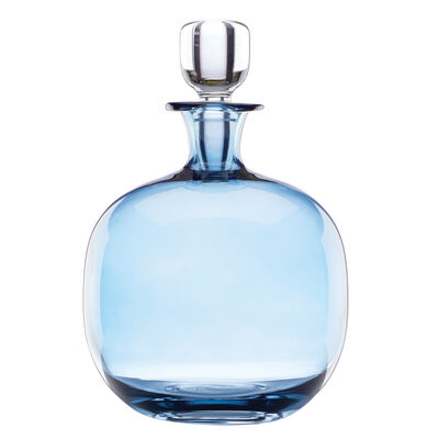 "Lenox ""Valencia"" Blue Decanter, , default"
