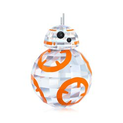 "Swarovski Crystal ""Star Wars - Bb-8"" Crystal Figurine, , default"