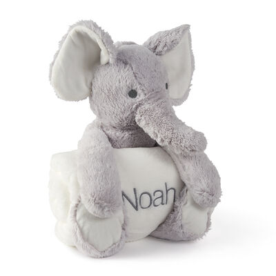 Baby Bedtime Elephant Huggie, , default