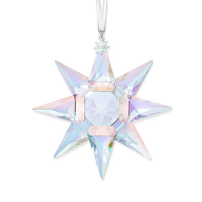 Swarovski Crystal 125th Anniversary Star Ornament