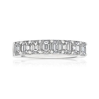 1.25 ct. t.w. Diamond Wedding Ring in Platinum, , default