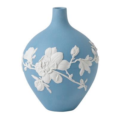 """Wedgwood """"Magnolia Blossom"""" Bud Vase, , default"""