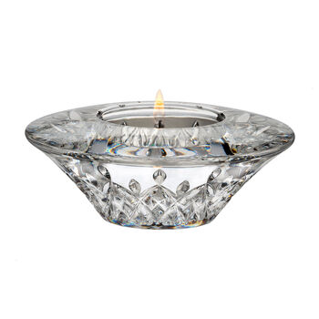"Waterford Crystal ""Giftology"" Lismore Round Votive Candle Holder, , default"