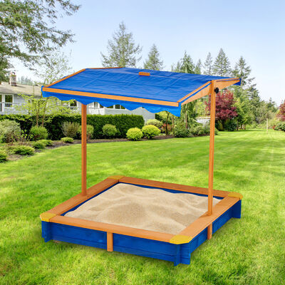 Child's Outdoor Sand Box