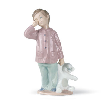 "Nao ""Sleepy-Head"" Porcelain Figurine, , default"