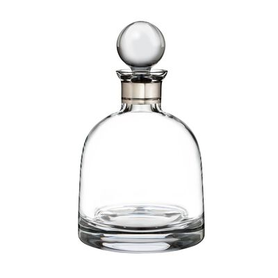 "Waterford ""Elegance"" Short Crystal Decanter"
